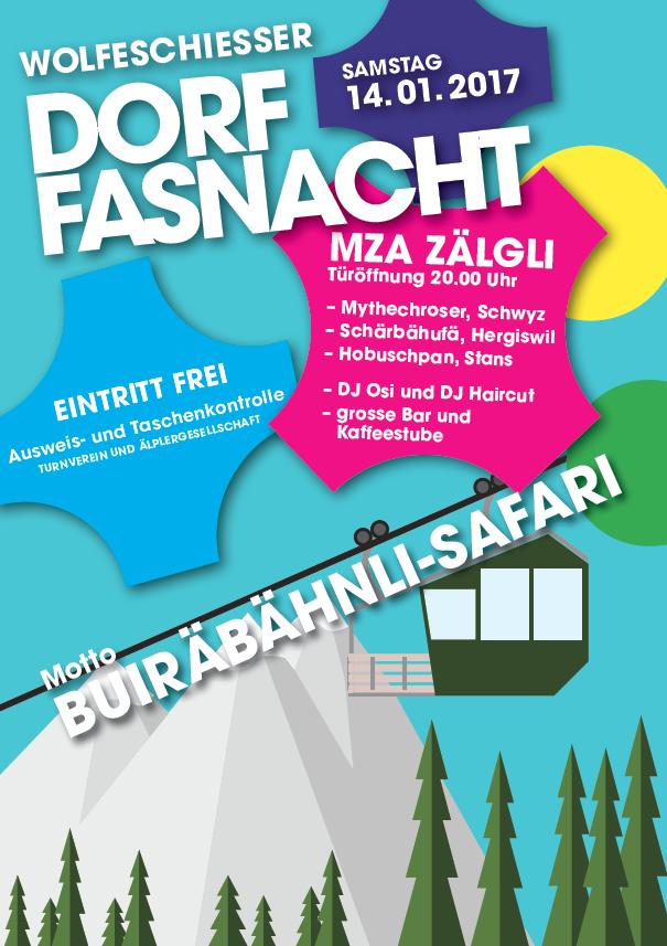Dorffasnacht 2017