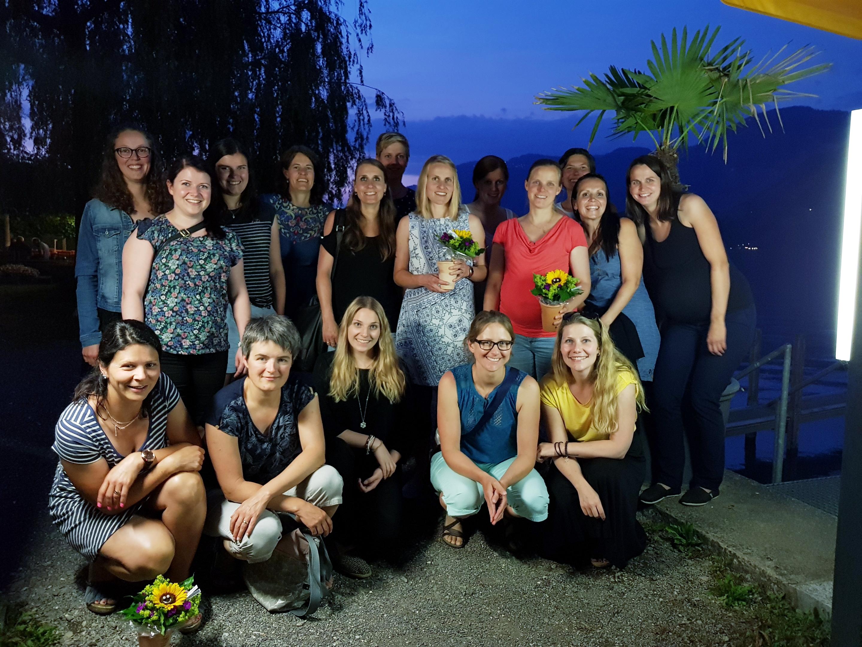 2019 Aktive Frauen