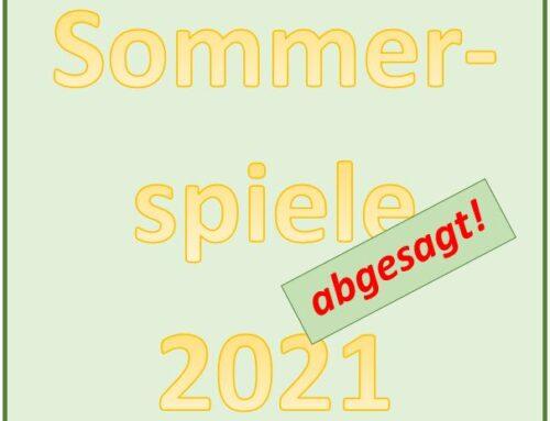 Sommerspiele 2021