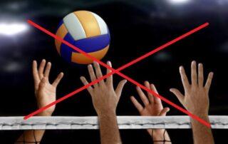 Volleyball sisitiert