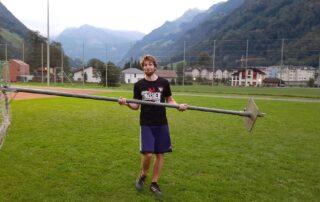 KR letztes Training Ruedi